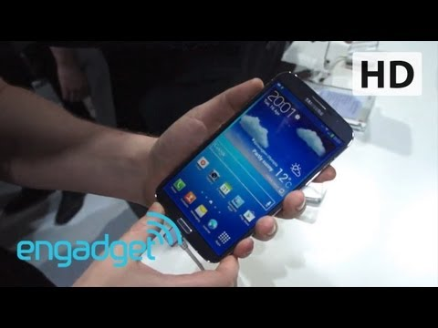 Samsung Galaxy Mega hands-on | Engadget