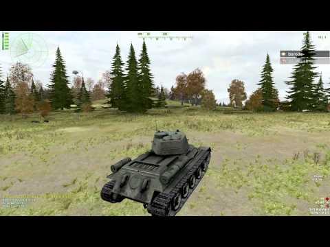 Arma 2 Wasteland TcF #11 Да будет танк!
