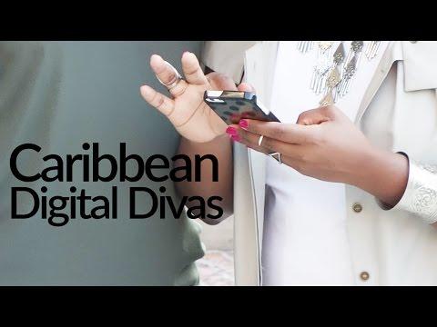 About Caribbean Digital Divas