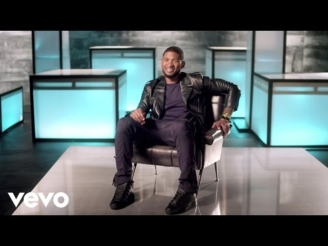 Usher - #VevoCertified Part 4: Usher on New Music