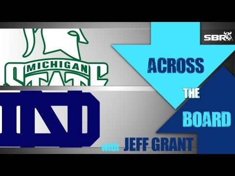 College Football Picks: Michigan State Spartans vs. Notre Dame Fighting Irish
