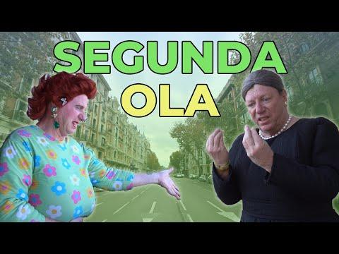 SEGUNDA OLA - LOS MORANCOS (PARODIA COMO UNA OLA)