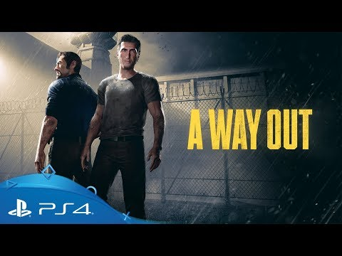 A Way Out | Meet Vincent and Leo | PS4