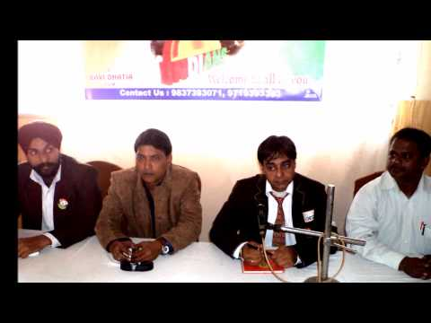 2 Little Indian Press Conference video