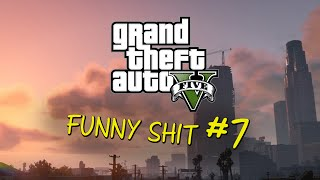 GTA V Online PC - Funny Shit #7