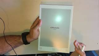 Review remarkable paper tablet español
