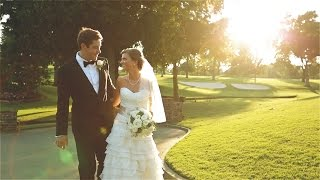 Southern Hills wedding film {Tulsa, Oklahoma wedding video}