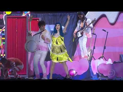 Katy Perry - Hot N' Cold (live At Rock In Rio Brazil 2011) Hd video