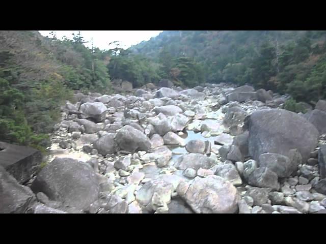 Yakushima - Mononoke Rocks