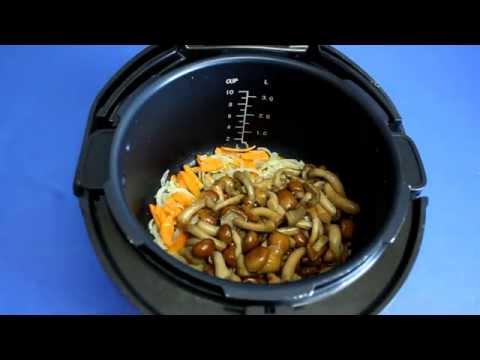 Рецепт приготовления жареных опят в мультиварке VITEK VT-4208 CL