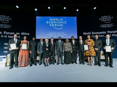 Afica 2013 - Social Entrepreneurs Award 2013 for Africa (French)