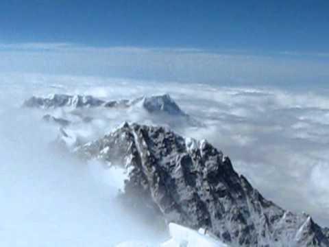 Everest Panorama Gigapixel Everest Summit Panorama