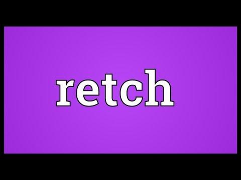 Header of retch