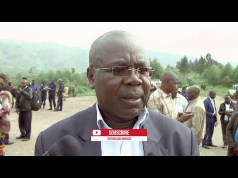 La MONUSCO oeuvre avec le gouvernement à un retour de la paix à Bwalanda