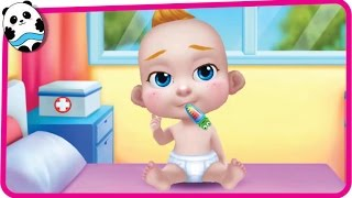 Take Care Of Baby Boss - Visit Doctor - Baby Care Games For Kids