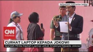 Download Lagu Ibu Ini Minta Laptop ke Presiden Jokowi, Ketimbang Sepeda Gratis STAFABAND