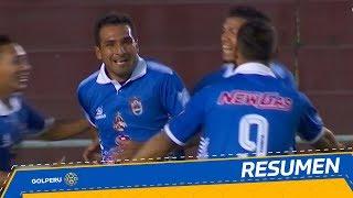 Resumen: Deportivo Binacional vs. Unión Comercio (3-0)