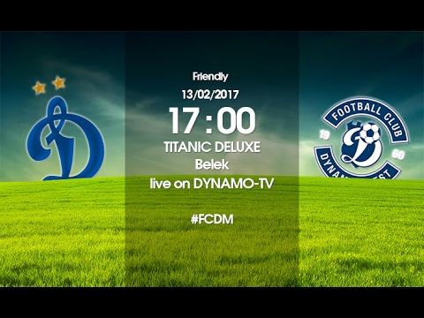 «Динамо» vs «Динамо» (Брест) – Live! | Dynamo vs Dynamo Brest – Live!