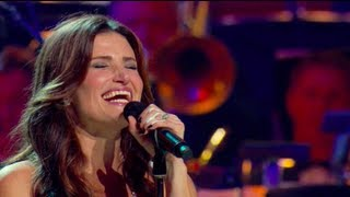 Watch Idina Menzel Defying Gravity video