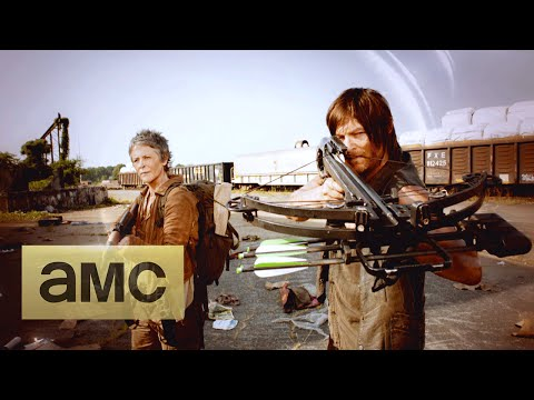 Trailer: Hunt: The Walking Dead:  Season  5 Premiere video