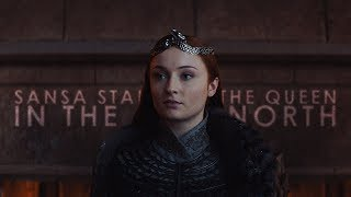Sansa Stark || The Queen in the North