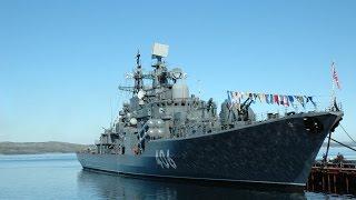 """Лучший эсминец в мире  Российский """"Сарыч"""". Океанский хищник. Ударная сила"""