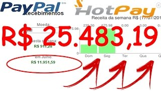 Como Ganhar Dinheiro No PayPal Em 2016? R$ 25.483,19 | GRATUITO!!!!