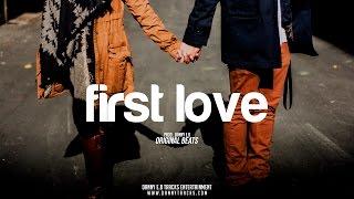 34 First Love 34 Romantic Beat X Guitar X Drums Instrumental Prod Danny E B