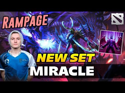 Miracle NEW SET Terrorblade - ULTRA RARE Foulfell Corruptor - Dota 2