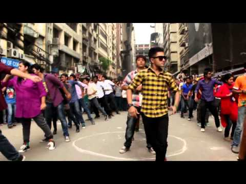 ICC World Twenty20 Bangladesh 2014,Flash Mob Primeasia University