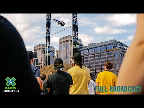 REPLAY: SoFi Moto X Step Up | X Games Minneapolis 2019