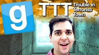 GMod TTT - To The Vent! (Garry's Mod Trouble In Terrorist Town)