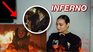Download lagu Sub Urban & Bella Poarch - INFERNO ( )   REACTION *HELL IS HOT*