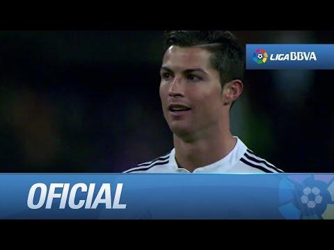 Hat-trick de Cristiano Ronaldo en el Real Madrid - Celta de Vigo