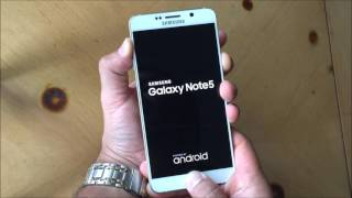 How To Reset Samsung Galaxy Note 5 - Hard Reset and Soft Reset