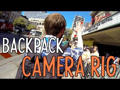 $6 + Backpack = DIY Over-the-Shoulder Camera Rig! : Indy News