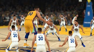 One GIANT Stephen Curry Vs Fifteen TINY Stephen Currys! NBA 2K18 Challenge!
