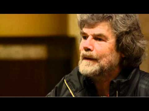Reinhold Messner Speaks at 2012 Winter Outdoor Retailer