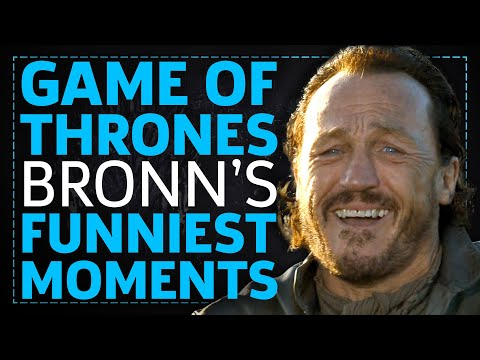 Game Of Thrones Bronn S Funniest Moments