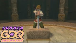 The Legend of Zelda: Skyward Sword by gymnast86 in 5:04:42 - SGDQ2018