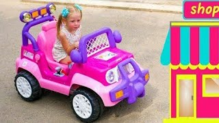 mainan anak, Mainan anak perempuan, kids toys, bermain toko mainan