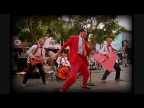 The Red Elvises - Siberia