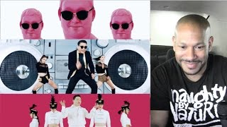 PSY I LUV IT MV reaction review