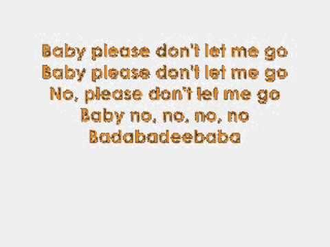 Olly Murs - Please Dont Let Me Go