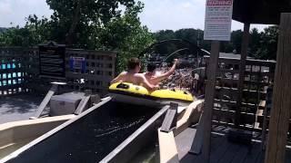 Black anaconda water coaster - photo#18