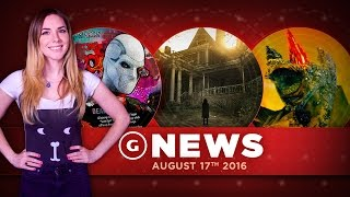 Metal Gear Solid Survive, Resident Evil VII Trailer, More Harley Quinn - GS Daily News