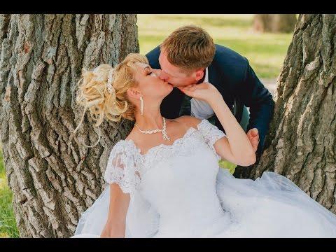 Коля + Оля - мы вдвоем .свадьба август 2016.