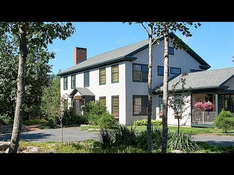 Maine Real Estate - 221 Mill Brook Road, Bar Harbor, ME