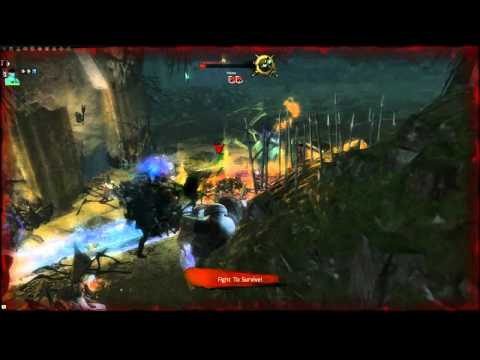 Guild Wars 2: Gendarran Fields Dungeon