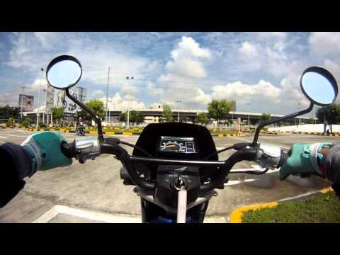 PROOF that I can drive a manual motorbike! Honda Safety Driving Center, Philippines